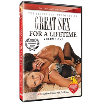 Sizzle! Great Sex for a Liftime Vol. 1