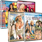 extreme movie 4 dvd pack vi