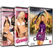 xxx movie 3 pack 2
