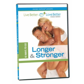 10 Ways Strong Longer cover