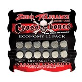 zt evolved batteries lr44ag13a76 12 pack