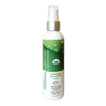 Sinclair Institute SELECT USDA Certified Organic Lubricant at BetterSex.com
