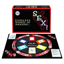 Sex! The Board Game at BetterSex.com
