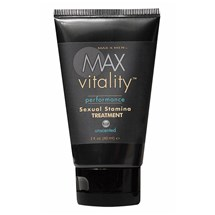 max vitality sexual stamina