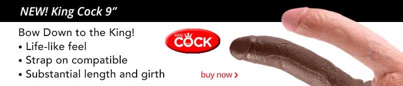 King Cock Dildo