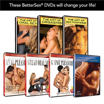 exploring better sex 3 4 dvd set
