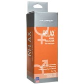 relax anal relaxer 2 0z