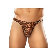 leopard thong