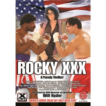 Rock XXX: A Parody Thriller