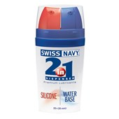 swiss navy 2 in 1 lube dispenser